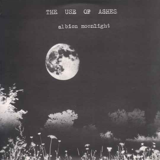 """TF007 // THE USE OF ASHES - ALBION MOONLIGHT (WHITE VINYL 10"""")"""