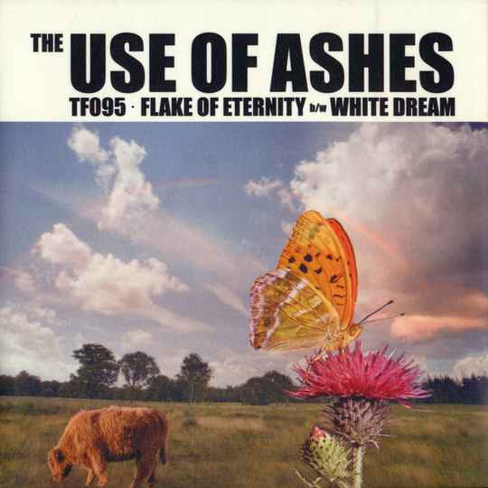 """TF095 // THE USE OF ASHES - FLAKE OF ETERNITY - SLEEVE J (7"""")"""