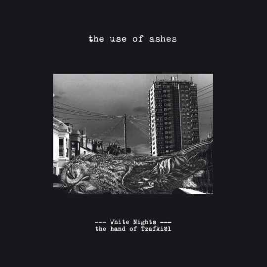 TF036 // THE USE OF ASHES - WHITE NIGHTS: THE HAND OF TZAFKIEL (LP)