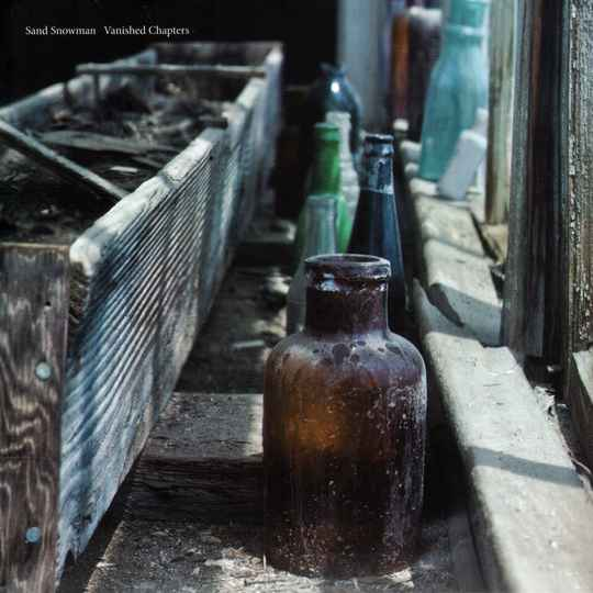 TF119 // SAND SNOWMAN - VANISHED CHAPTERS (CD)