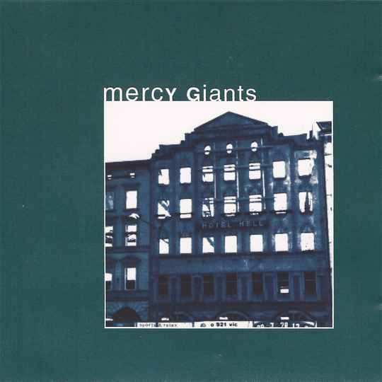 TF013 // MERCY GIANTS - HOTEL HELL: SPORTS & RELAX (LP)