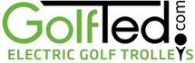 GolfTed specialist in elektrische golftrolleys vanaf EUR 699,00 RVS, Carbon en Aluminium