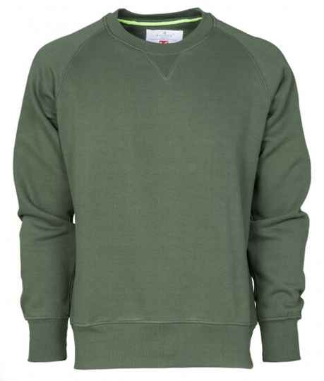 SWEATER HEAVY WORK HEREN