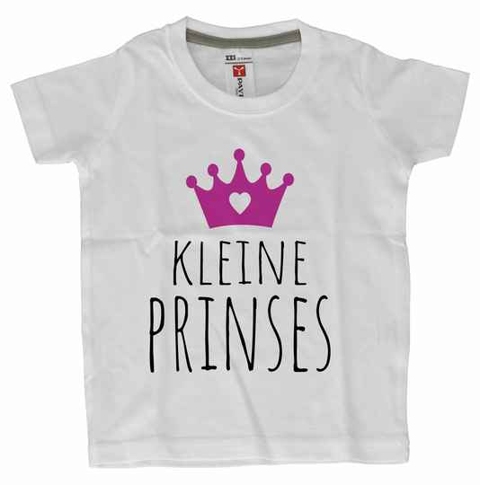 Dreumes/Baby T-shirts  kleine prinses
