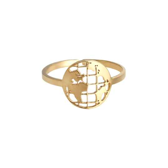Ringen - Around The Globe Goud