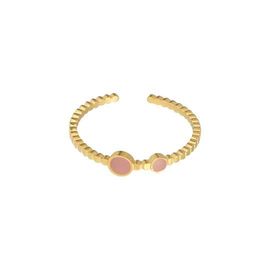 Ringen - Adorable Color Roze