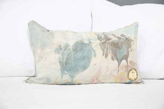 Peace Silk Pillow 1.2