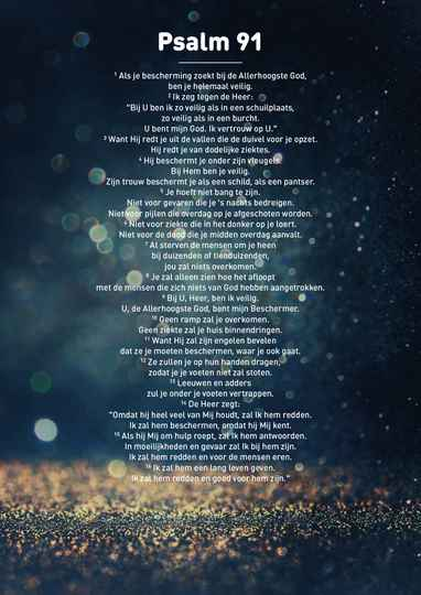 Poster 202001 - Psalm 91