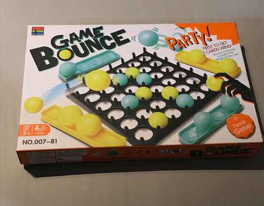 gamer bounce party