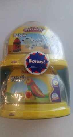 play-doh product 2 in 1 verpakking