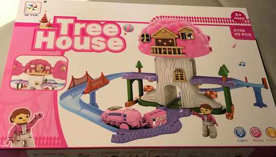 tree house 2 in 1 collect