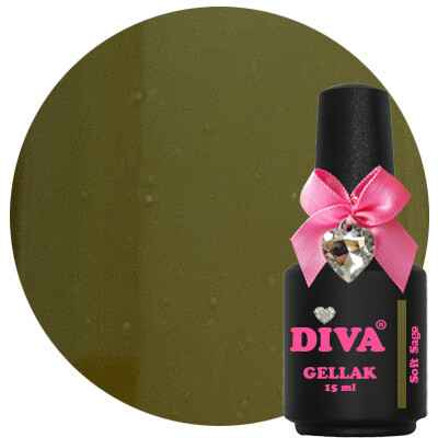 DIVA gellak Soft Sage (tasty collection)