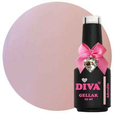 DIVA gellak Adorable (rosy clouds collection)