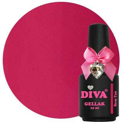 DIVA gellak Rose Tan (sensual diva collection)