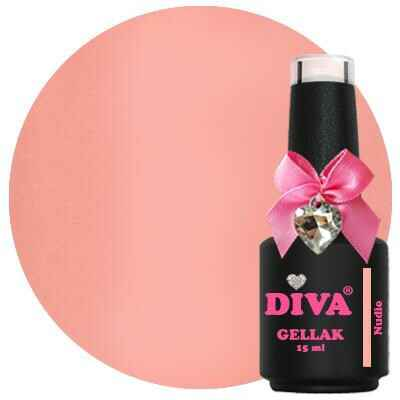 DIVA gellak Nudie (shades of perfection collection)