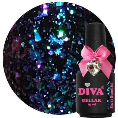 DIVA gellak She Is Beautiful (S.H.E. collection)