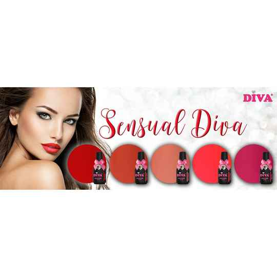 DIVA gellak Sensual Diva collection