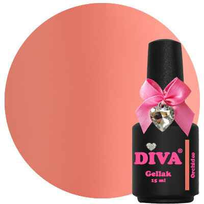 DIVA gellak Orchidee (lovely blossom collection)