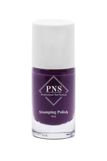PNS stamping polish 15 donkerpaars