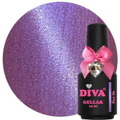 DIVA gellak cateye Kiss Me (i dare you to collection)