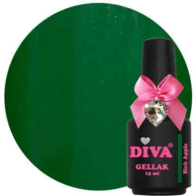 DIVA gellak Rich Apple (tasty collection)
