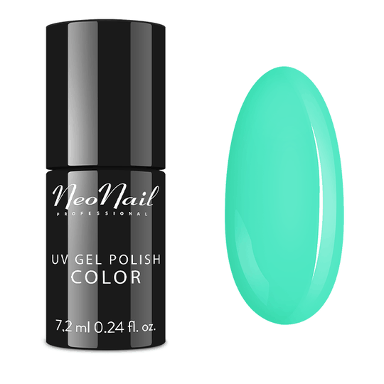 Neonail gelpolish Feeling Mint (candy girl collection)
