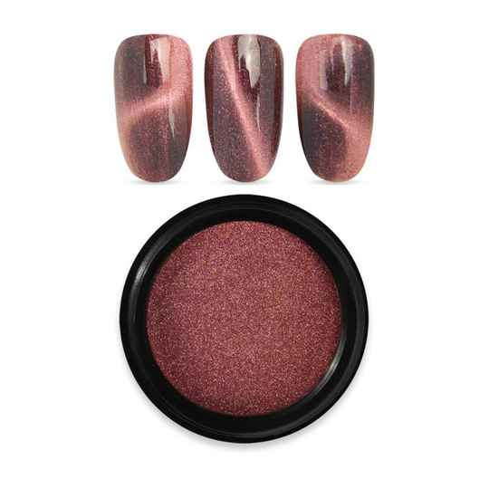 Moyra magnetic pigment 04 rose gold