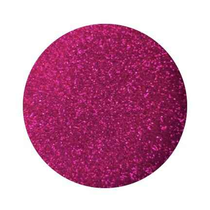 Lenks glitters in pot - fuchsia