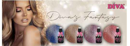 DIVA gellak cateye Diva's fantasy collection