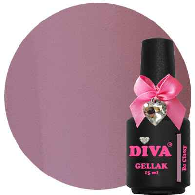 DIVA gellak Be Classy (the teint that matters collection)