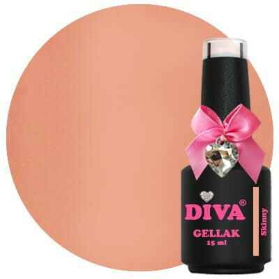 DIVA gellak Skinny (shades of perfection collection)