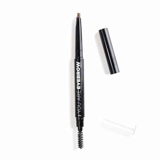 You Are Cosmetics Eyebrow Pencil 2 in 1 Deep Blonde #11705