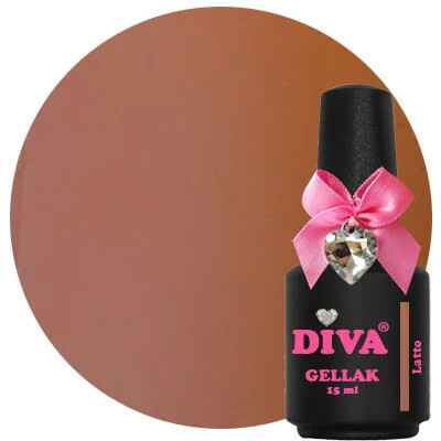 DIVA gellak Latte (d'origen collection)