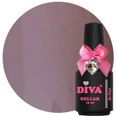 DIVA gellak Be Flair (the teint that matters collection)