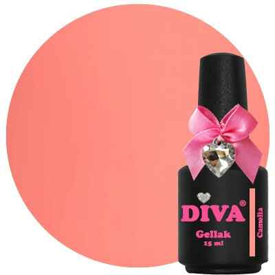 DIVA gellak Camelia (lovely blossom collection)