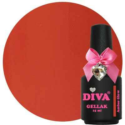 DIVA gellak Amber Glow (sensual diva collection)