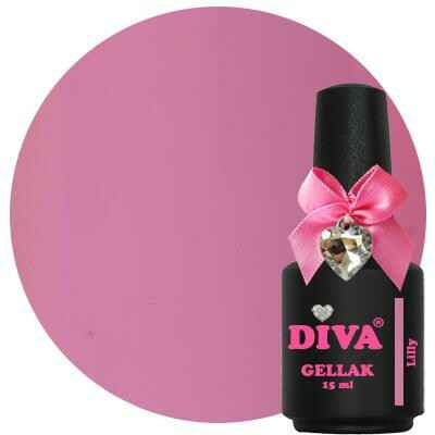 DIVA gellak Lilly (cutie colors collection)