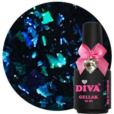 DIVA gellak She Is Fabulous (S.H.E. collection)