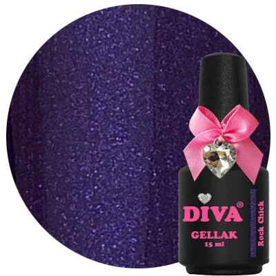DIVA gellak Rock Chick (we will rock you collection)