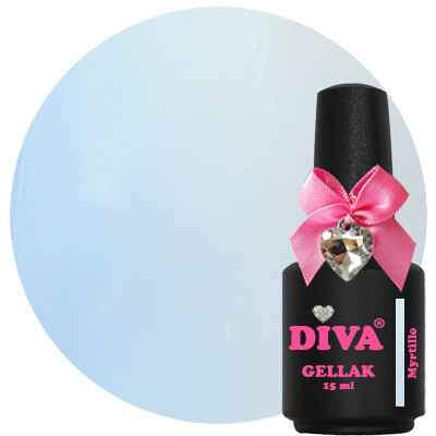 DIVA gellak Myrtille (french pastel collection)