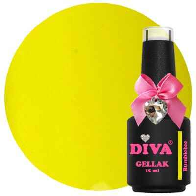 DIVA gellak Bumblebee (natures secret collection)