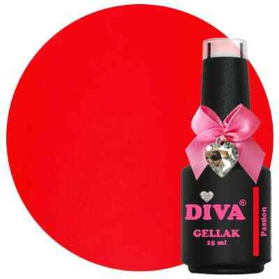 DIVA gellak passion (beauty on the list collection)