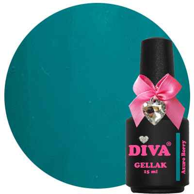 DIVA gellak Azure Berry (tasty collection)