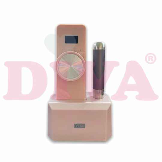 Diva's electric frees pink 35.000 toeren