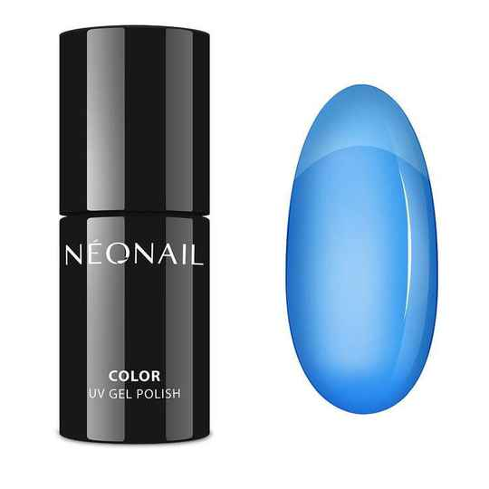 Neonail gelpolish glass Waves Lover (paradise collection)