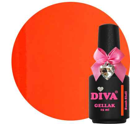 DIVA gellak Bomb Shell (she's a lady collection)
