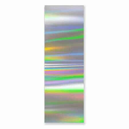 Moyra easy foil 04 holographic silver