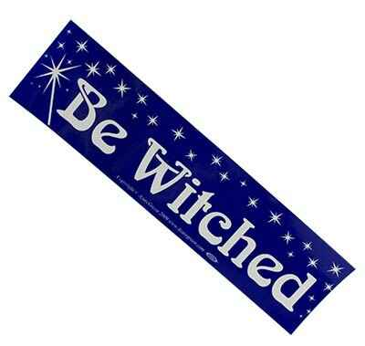 Sticker - Be Witched