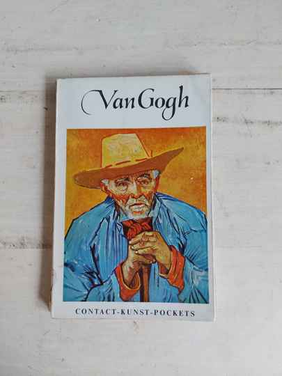 Van Gogh - Robert Goldwater - Contact-Kunst-Pockets