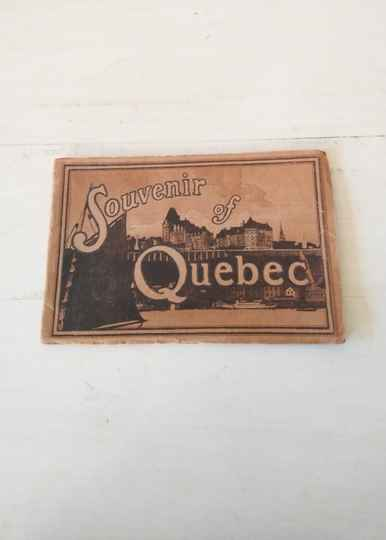 Souvenir of Quebec